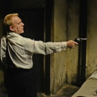 Review: The Dumb Waiter, The Print Room