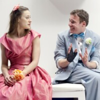 Review: Gruesome Playground Injuries, Gate Theatre