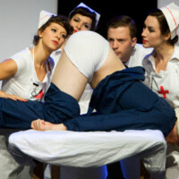Review: Ovid's Metamorphoses, Pleasance Dome