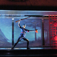 Review: The Blue Dragon, Barbican Centre